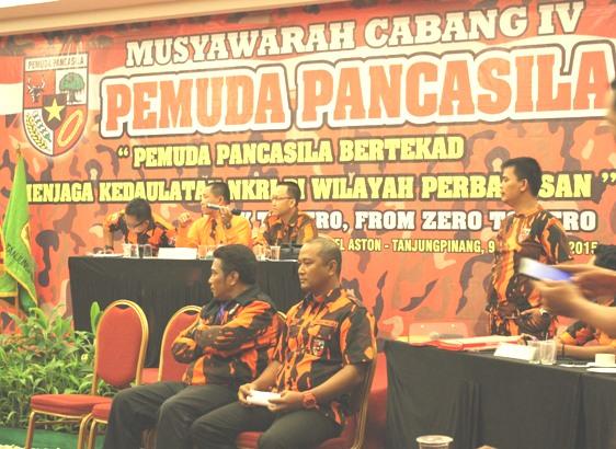 Fansuri terpilih jadi ketua PP Kota Tanjungpinang