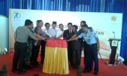 Pjb Gubernur Kepri Resmikan Energize Interkoneksi Batam Bintan