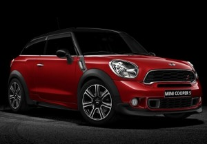 Type Mini Paceman. Foto : mini.co.id